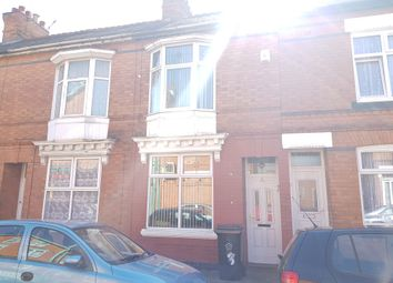 Thumbnail 3 bed terraced house for sale in Lyme Road, Evington, Leicester