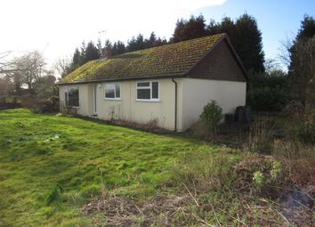 Thumbnail 4 bed detached bungalow for sale in Shenstone, Kidderminster