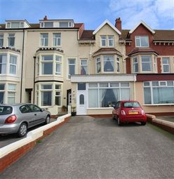 Thumbnail 5 bed property for sale in Queens Promenade, Blackpool