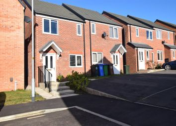 Thumbnail 2 bed terraced house for sale in Kilmarnock Grove, Heywood, Rochdale