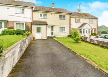 Thumbnail 2 bed terraced house for sale in Berwick Avenue, Crownhill, Plymouth