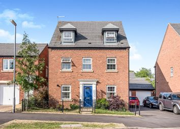 Thumbnail 5 bed detached house for sale in Pearl Brook Avenue, St Georges Parkway, Stafford