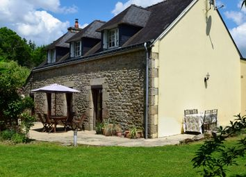 Thumbnail 3 bed detached house for sale in 56310 Melrand, Morbihan, Brittany, France