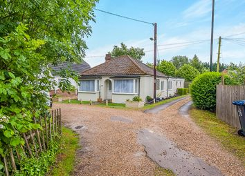 Thumbnail 5 bed detached bungalow for sale in Peatlings Lane, Leverington, Wisbech