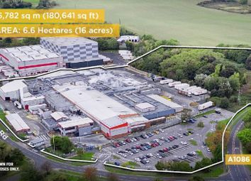 Thumbnail Industrial for sale in Former Walkers Crisp Factory, Stephenson Road, North East Ind Estate, Peterlee