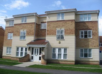 Thumbnail 2 bed flat to rent in Lilbourne Drive, York