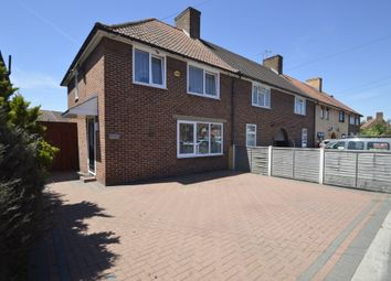Thumbnail 3 bed end terrace house for sale in Halbutt Street, Dagenham