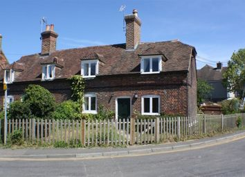 Thumbnail 2 bed cottage to rent in The Street, Mersham, Ashford