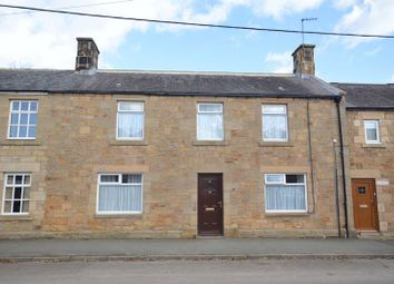 Thumbnail 3 bed terraced house for sale in Main Street, Felton, Morpeth