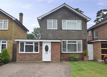 4 bed detached house for sale in All Saints Crescent, Watford, Herts WD25