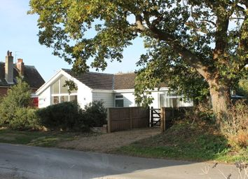 Thumbnail 3 bed detached bungalow for sale in Rissemere Lane East, Reydon, Southwold