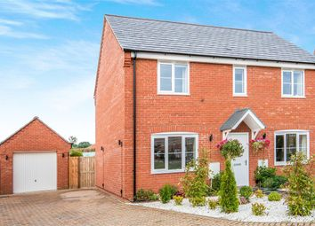 Thumbnail 4 bedroom detached house for sale in Liz Jones Way, Aylsham, Norwich