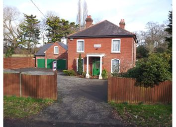 Thumbnail 6 bed detached house for sale in Ashurst Bridge Road, Southampton