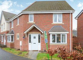 Thumbnail 4 bed property for sale in Tiber Road, North Hykeham, Lincoln