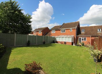 Thumbnail 4 bed link-detached house for sale in Eliot Close, Newport Pagnell, Buckinghamshire