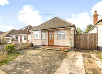 Thumbnail 2 bed bungalow for sale in Woodford Crescent, Pinner, Middlesex