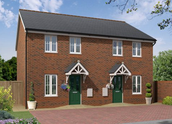 Thumbnail 3 bed semi-detached house for sale in The Howden, Off Boundary Park, Neston, Cheshire