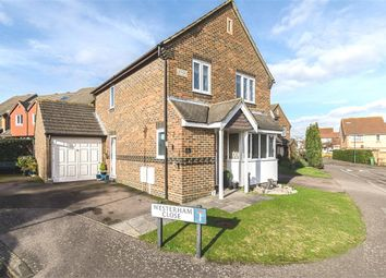 Thumbnail 3 bed detached house for sale in Sevenoaks Close, Belmont, Sutton