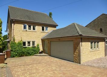 Thumbnail 4 bed detached house for sale in Marple Road, Glossop, Derbyshire