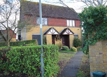 Thumbnail 1 bed semi-detached house to rent in Churchfields, Burpham, Guildford