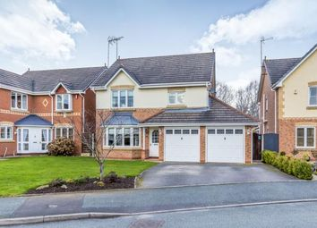 Thumbnail 4 bed detached house for sale in Fair-Green Road, Baldwins Gate, Newcastle Under Lyme, Staffordshire