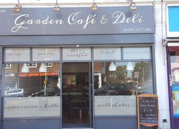 Thumbnail Restaurant/cafe for sale in Ruislip Court, West End Road, Ruislip Manor, Ruislip
