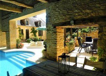 Thumbnail 5 bed property for sale in Hautefort, Dordogne, France