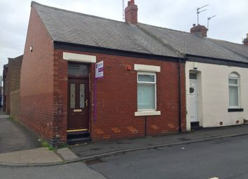 Thumbnail 2 bed cottage to rent in Exeter Street, Sunderland