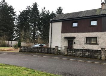 Thumbnail 4 bed semi-detached house for sale in Woodlands Avenue, Fern, Forfar