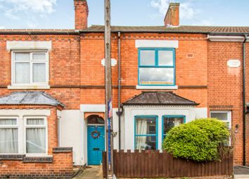 Thumbnail 3 bedroom terraced house for sale in Central Avenue, Wigston, Leicester