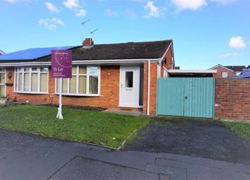 Thumbnail 2 bed bungalow to rent in Sutton Road, Admaston