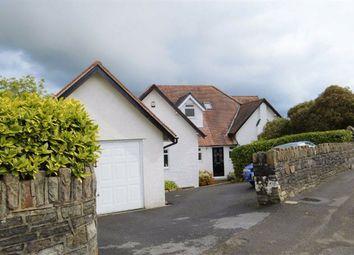 Thumbnail 4 bed detached bungalow for sale in Derwen Fawr Road, Swansea