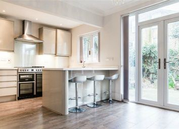 Thumbnail 4 bed terraced house to rent in Taybridge Road, London