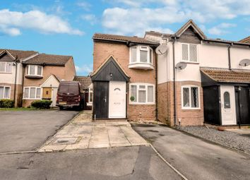 Thumbnail 2 bed end terrace house for sale in Bishopdale Close, Nine Elms, Swindon