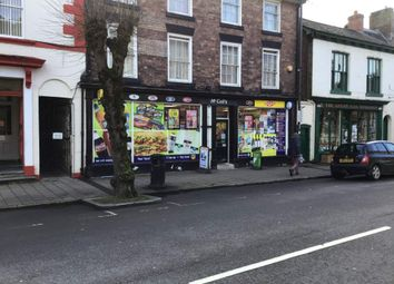 Thumbnail Retail premises for sale in Llanidloes, Powys