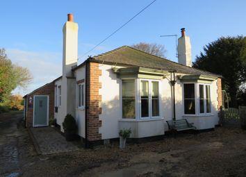 Thumbnail 2 bed semi-detached bungalow for sale in Market Street, Long Sutton, Spalding