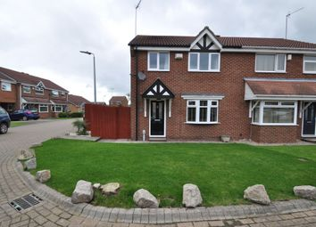 Thumbnail 3 bed semi-detached house for sale in Whitethorn Way, Hull