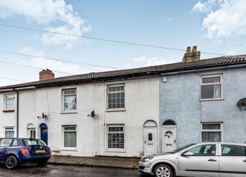 Thumbnail 2 bedroom terraced house for sale in Camden Street, Gosport