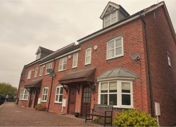 Thumbnail 3 bed end terrace house for sale in Honeymans Gardens, Droitwich