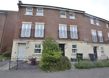 Thumbnail 4 bedroom terraced house for sale in Streamside, Tuffley, Gloucester