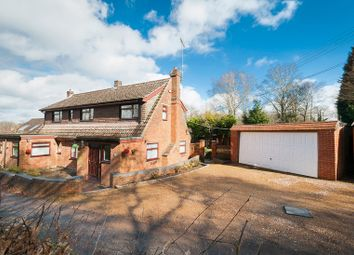 Thumbnail 4 bed detached house for sale in Faversham Road, Charing