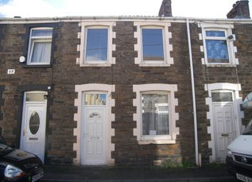 Thumbnail 3 bed terraced house to rent in Alice Street, Neath