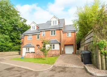 Thumbnail 3 bedroom semi-detached house for sale in Lincoln Way, Crowborough