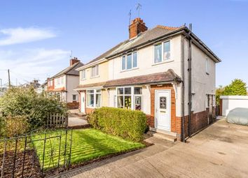 Thumbnail 3 bed semi-detached house for sale in Grangewood Road, Chesterfield, Derbyshire