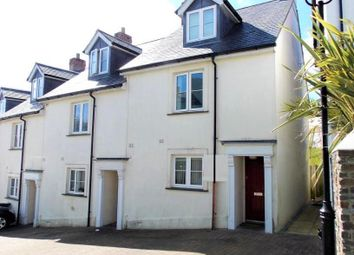 Thumbnail 3 bed town house for sale in Chapmans Way, St. Austell