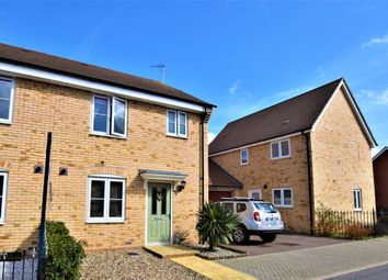 Thumbnail 3 bed semi-detached house to rent in Fowler Road, Colchester