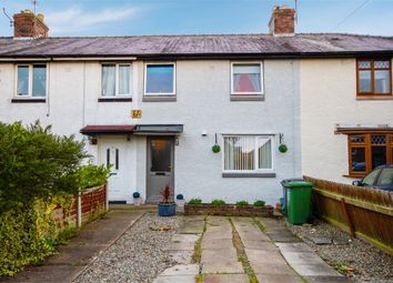 Thumbnail 3 bed terraced house for sale in Sewell Place, Carlisle, Cumbria
