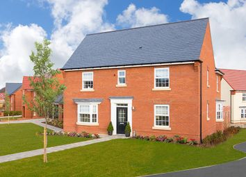 """Thumbnail 4 bed detached house for sale in """"Tunstall"""" at Craneshaugh Close, Hexham"""
