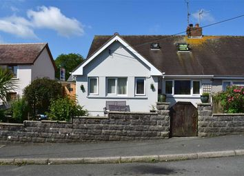 Thumbnail 3 bed semi-detached house for sale in Woodfield Grove, Cosheston, Pembroke Dock