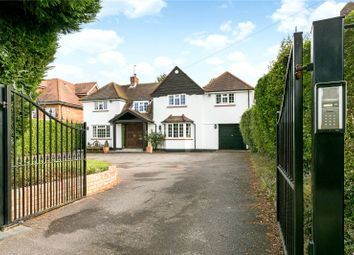 5 bed detached house for sale in Dorney Wood Road, Burnham, Bucks SL1